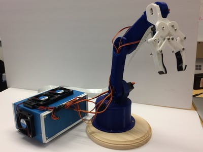Recycle Sorting Robot With Google Coral