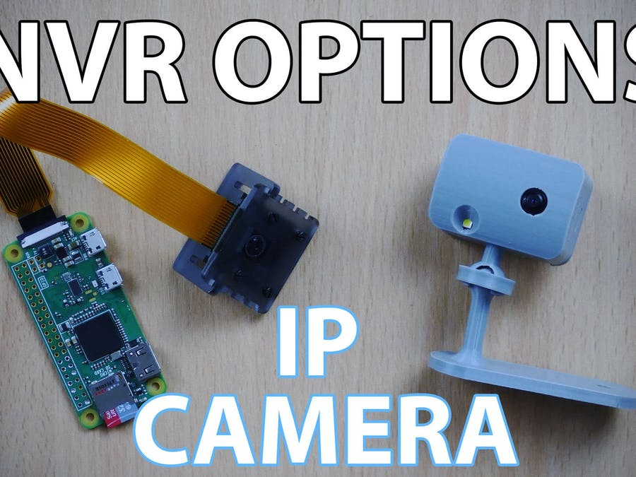 NVR Options for DIY Home Surveillance System