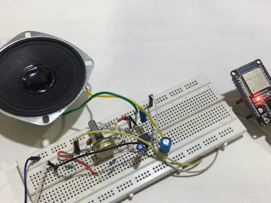 Arduino based Text to Speech Converter