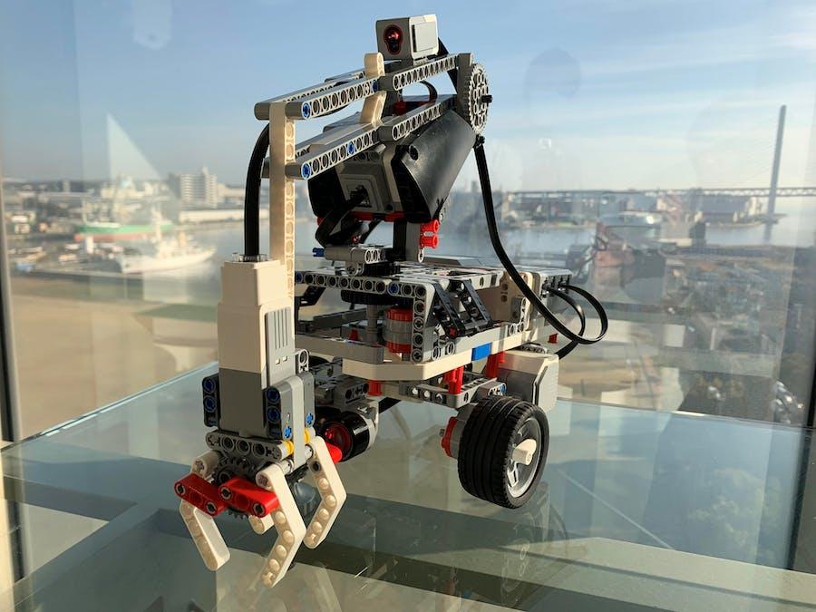 New Sorting Robot