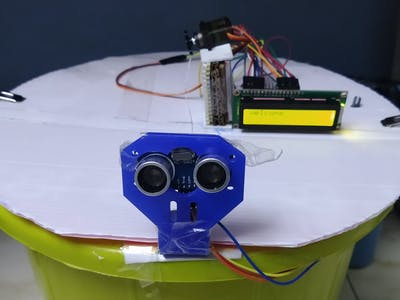 Smart Dustbin (IoT) Using Bolt IoT and Arduino Mega2560(1.0)