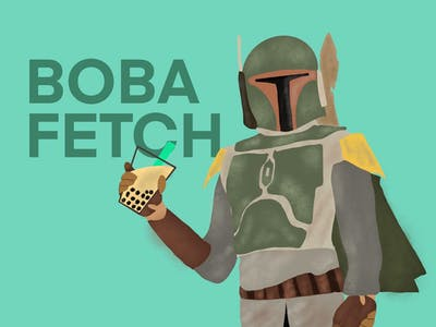 LEGO Boba Fetch | An Automated Boba Barista Powered by LEGO