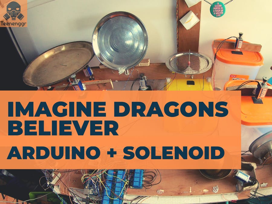 Imagine Dragons - Believer - Arduino Cover