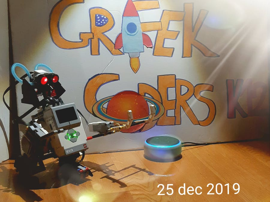 GC: The robot with the power of voice interaction