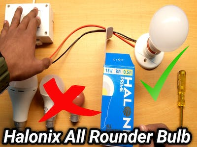 Halonix All Rounder Bulb