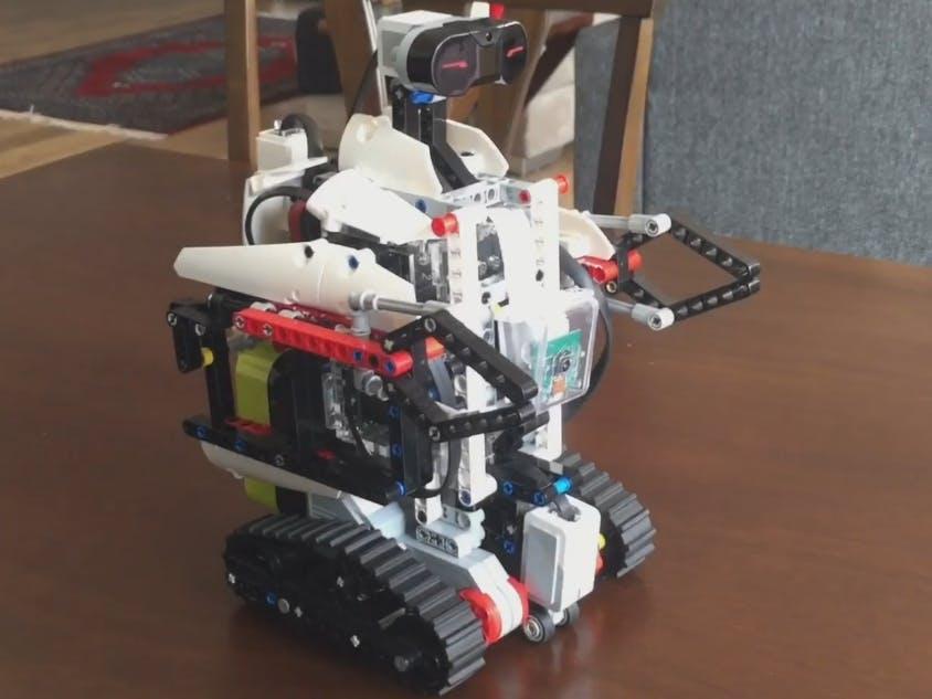 Lego Wonderbot