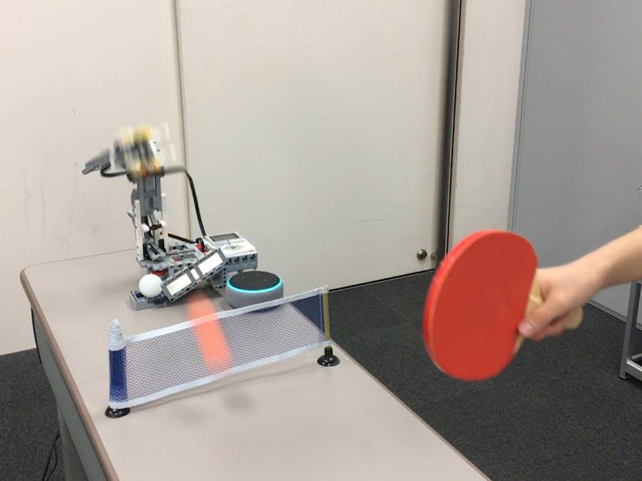 ping-pong robot