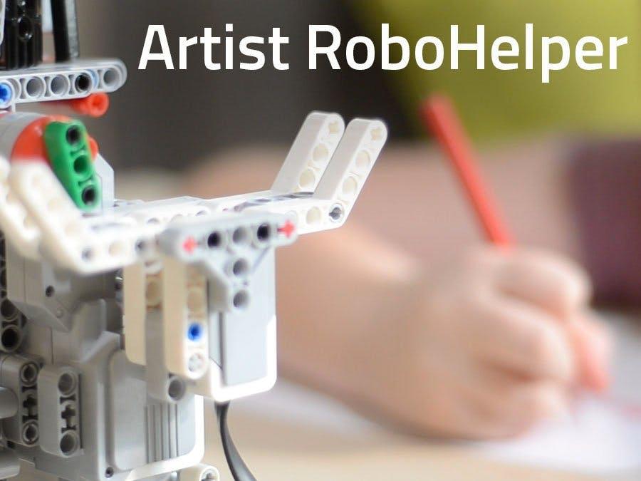 Artist RoboHelper