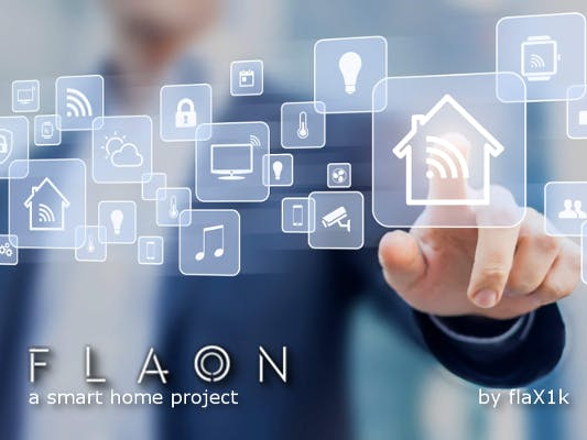 FLAON Smart Home project