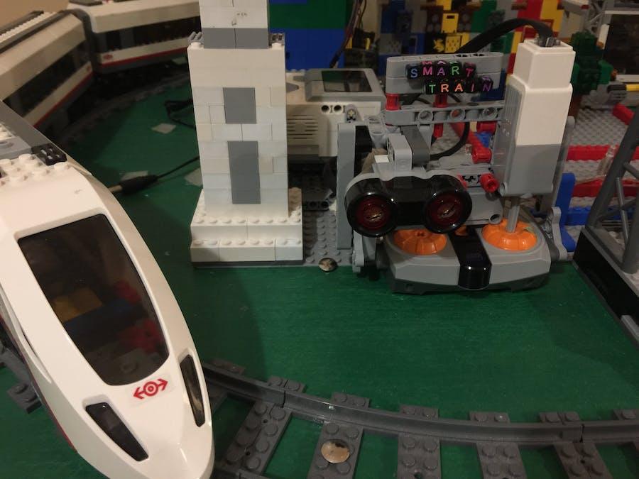 Smart LEGO Train