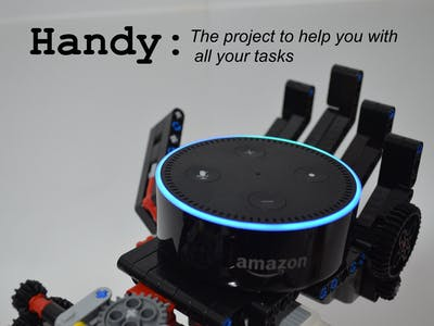 Handy: The Project to Help You with All Your Tasks