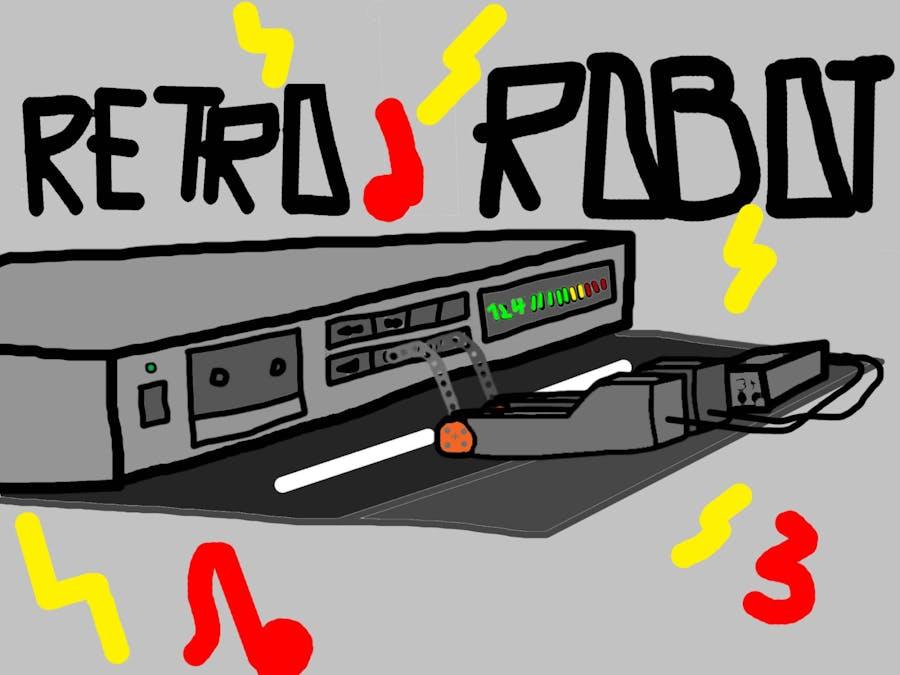 Retro Robot