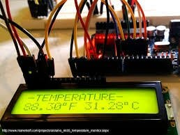 Digital thermometer by using Lm35 with Arduino and Iot bolt