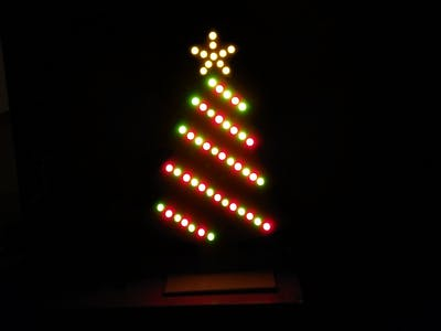 Christmas LED Tree Decoration