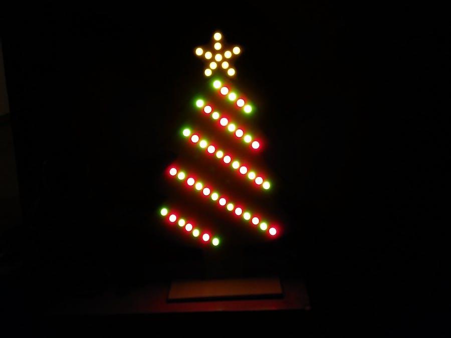 Christmas LED Tree Decoration