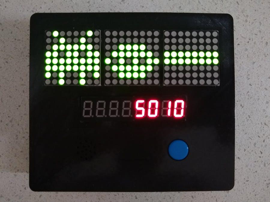 Matrix Slot Machine