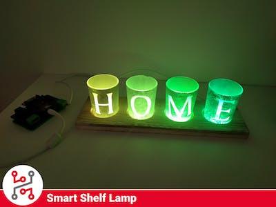 Cozy Home Lamp with HARDWARIO IoT Kit