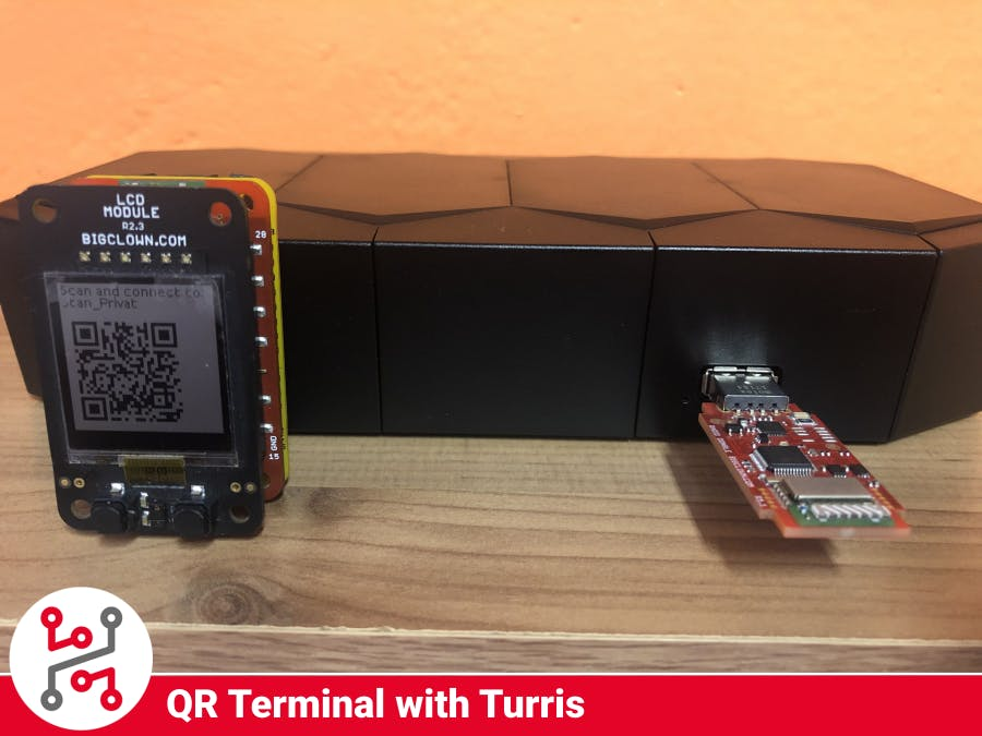 Smart and Secure WiFi Router with HARDWARIO IoT Kit