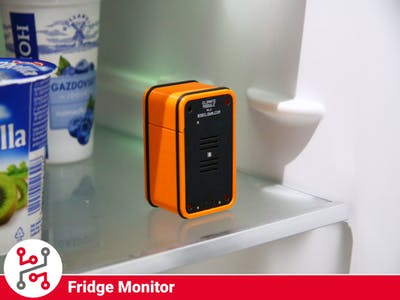 HARDWARIO IoT Kit Smart Fridge Monitor