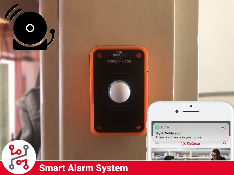 HARDWARIO IoT Kit Smart Alarm System