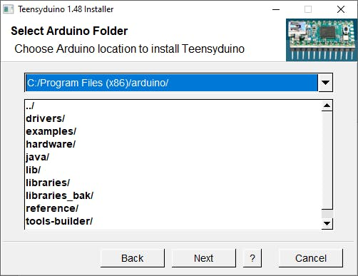 Step 3: Ensure this is the same Arduino IDE location as Visual Micro