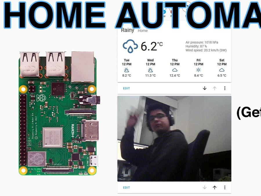Getting Started With Home Automation: Home Assistant