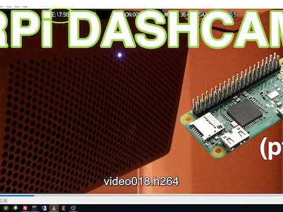 Interfacing a GPS Module With the Raspberry Pi: Dashcam Pt.2