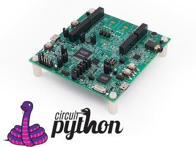CircuitPython MIMXRT10xx Port