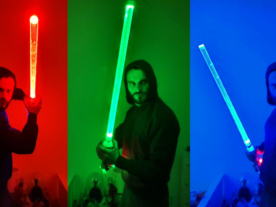 RGB Lightsaber | Arduino Project