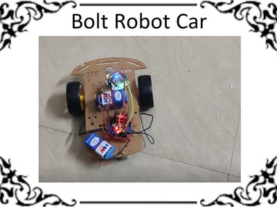 App controlled bot
