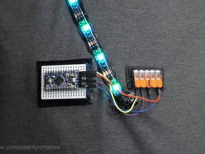 Making Wearable Electronics Easier