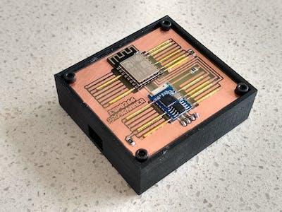 Programmer for ESP-12 & ESP-03 Modules