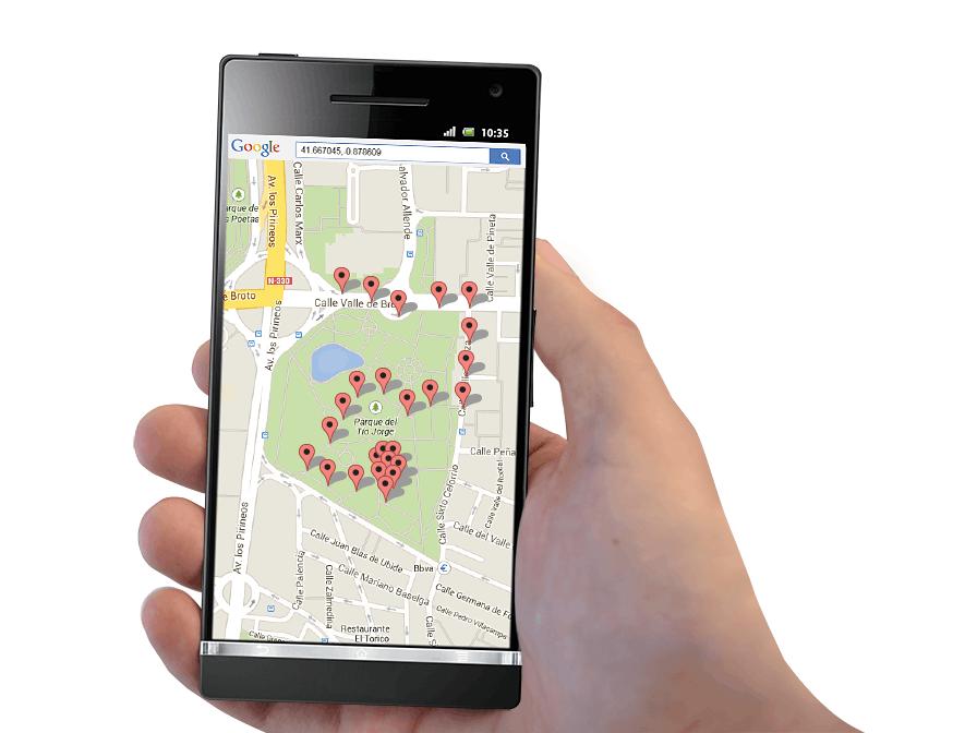 DIY Real-time GPS Tracking Via SMS