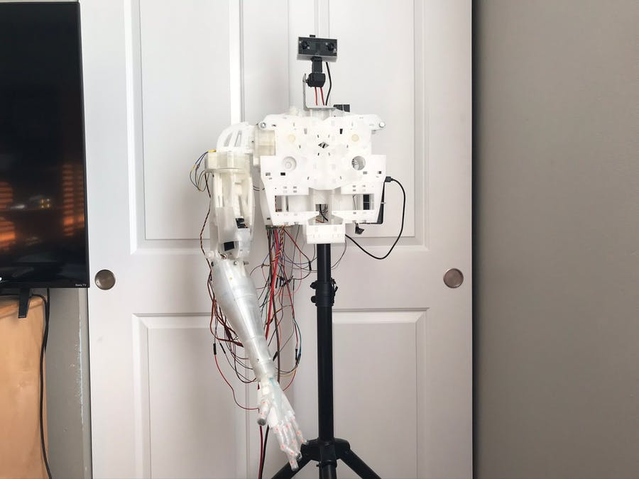 Humanoid Telepresence Robot
