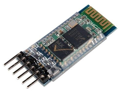 HC-05: Bluetooth module
