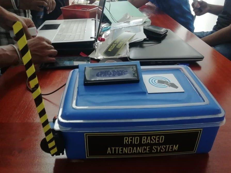 RFID Based Smart Attendance System