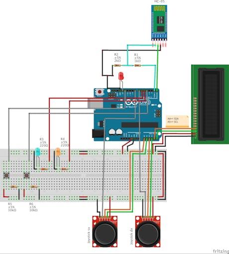 Joypad Circuit