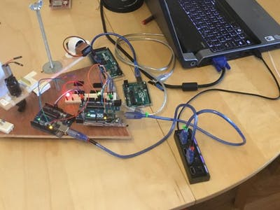 Connect multiple Arduinos to one computer