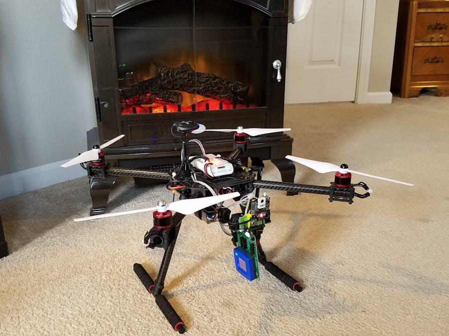 Multi-Purpose Fire Fighting Drone