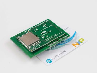NFC ReaderWriter with NXP PN7150