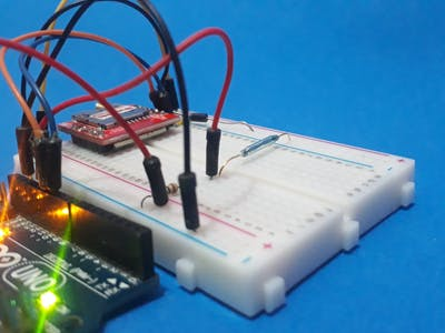 Alert System for Door Security with Arduino