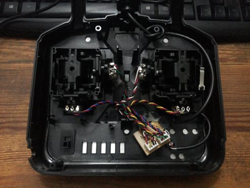 Fig. 3 – First disassembling