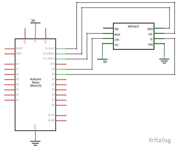 Fig. 24 – Circuit of the receiver