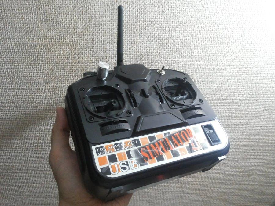 Making Arduino-Based RC Transmitter of USB Flight Simulator