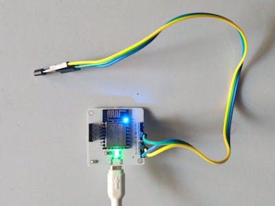 Temperature Monitoring System
