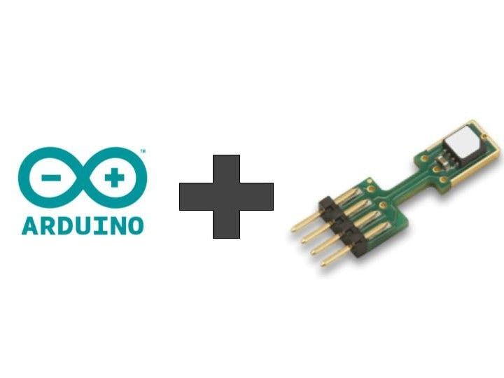SHT85 with Arduino