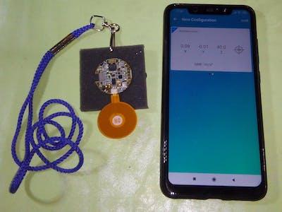 Pedometer With the BHI160 Sensor