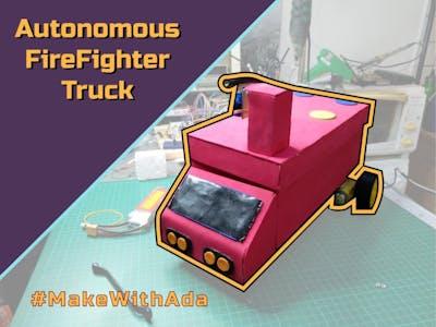 The autonomous firetruck