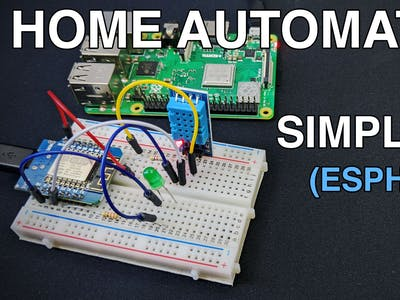 A Simple Way of Getting Started With Home Automation
