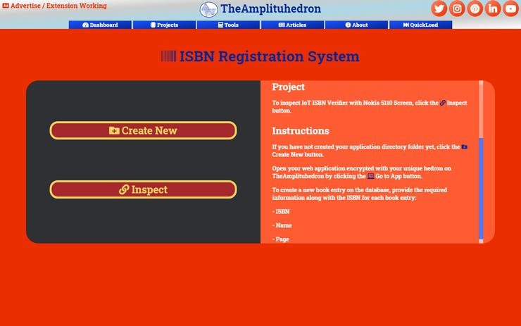 IoT ISBN Verifier with Nokia 5110 Screen